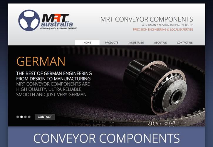 MRT Australia website