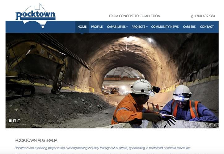 Rocktown Website