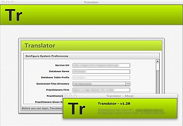 Translator Website